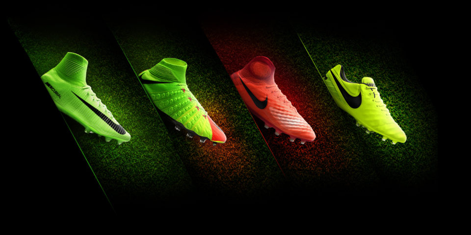 Nike Mercurial Superfly 5 Radiation Flare Pack